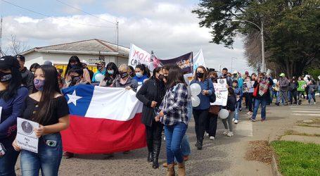 Masiva segunda marcha para exigir justicia por Moisés Orellana en Cañete