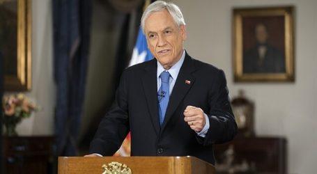 Presidente Piñera presenta presupuesto del trabajo y la recuperación