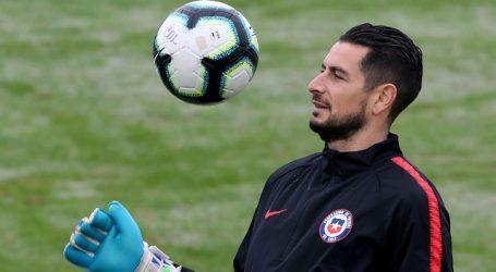 """Johnny Herrera: """"Estoy seguro que Gabriel Arias lo va a hacer bien ante Uruguay"""""""