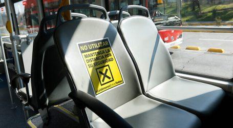 Informan refuerzos con buses por interrupción en servicio del Metro