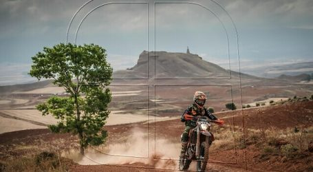 Tomás de Gavardo vuelve al Rally Cross Country en Andalucía