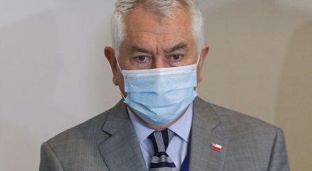 """Ministro Paris: """"El sistema Epivigila está funcionando perfectamente"""""""