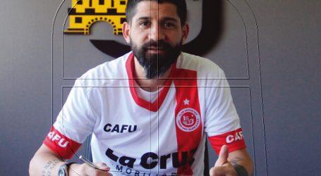 Unión San Felipe oficializó el fichaje del volante argentino Lucas Wilchez