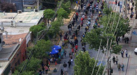 Plebiscito 2020: Largas filas se registran en locales de votación