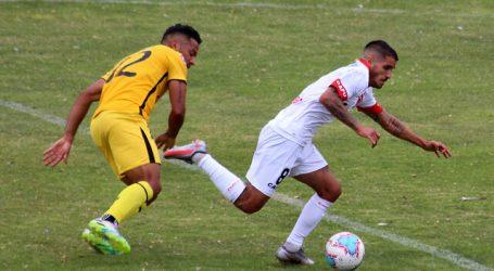 Primera B: Unión San Felipe igualó ante San Luis y no pudo colocarse sublíder