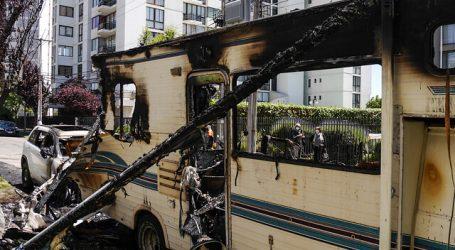 Viña del Mar: Prisión preventiva para dos imputados por incendio a vehículos
