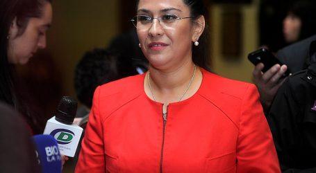 """Álvarez: """"He concluido que corresponde aprobar esta acusación constitucional"""""""