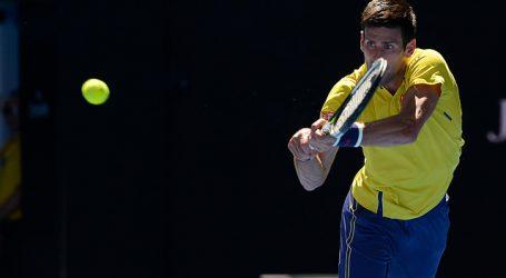 Tenis: Djokovic fue eliminado en cuartos de final del ATP 500 de Viena