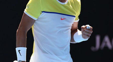 Tenis: Nadal se metió con autoridad en octavos de final de Roland Garros