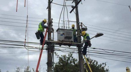 Comuna de Ancud avanza en electricidad rural