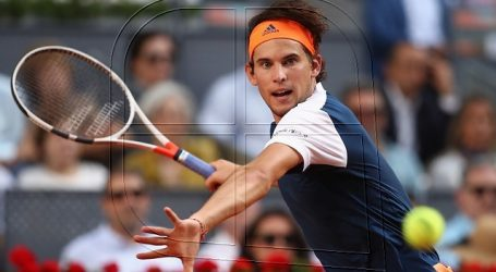 Finales de la ATP: Dominic Thiem derrotó a Rafael Nadal en el O2 de Londres