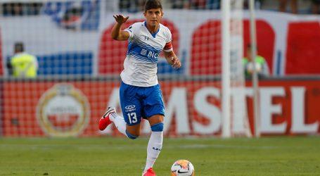 Benjamín Kuscevic deja la UC para recalar en el Palmeiras de Brasil