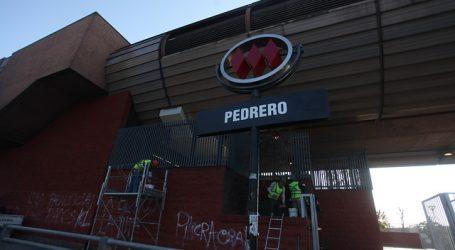Gobierno apeló por fallo que absolvió a imputados de incendio a estación Pedrero