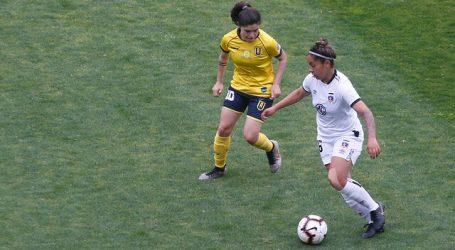 Colo Colo golea a U. de Concepción en su estreno en el Campeonato Femenino