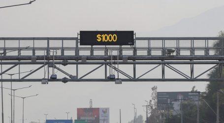 Supervisan habilitación del sistema free flow en la Ruta Santiago-Los Andes
