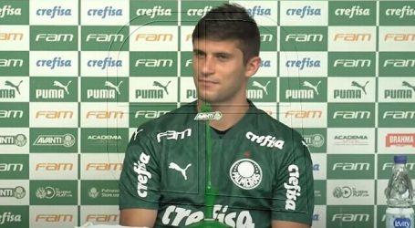 Benjamín Kuscevic habría dado positivo a Covid-19 en Palmeiras
