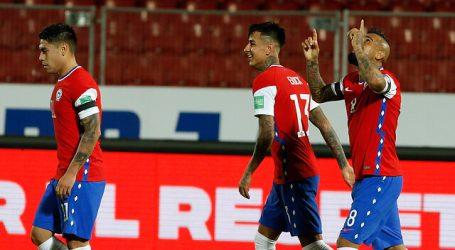 """Arturo Vidal: """"Feliz por los goles, pero acá lo más importante es la selección"""""""
