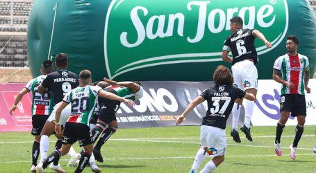 Colo Colo cayó ante Palestino y vuelve a la zona de peligro en el campeonato