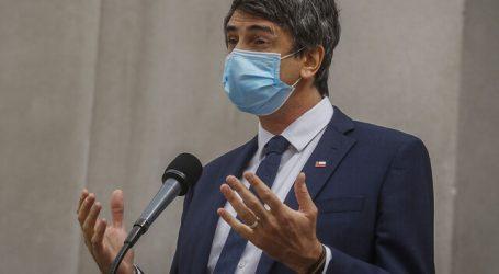 """Andrés Couve: """"Tenemos aseguradas las dosis para 16 millones de personas"""""""