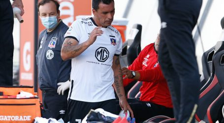Paredes se convirtió en sensible baja de Colo Colo para duelo con Curicó Unido