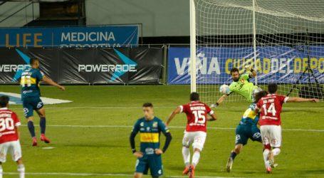 La 'U' igualó en Viña con Everton en el debut de Dudamel en el banco