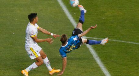 Huachipato superó a U. de Concepción y se mete en zona de Copa Sudamericana
