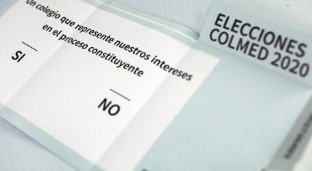 Directiva del Colegio Médico lanzó su programa para la reelección