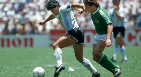 """Messi y muerte de Maradona: """"Nos deja pero no se va, porque el Diego es eterno"""""""