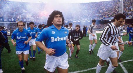 SSC Napoli pondrá el nombre de Diego Maradona a su estadio