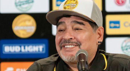 Restos de Maradona fueron enterrados en Cementerio Bella Vista de Buenos Aires