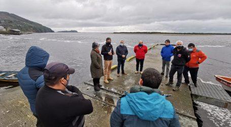 Desde el municipio de Ancud aclaran trabajo de Mesa por Embancamiento en río Pudeto