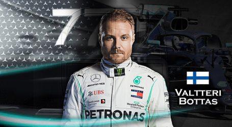 F1: Valtteri Bottas se quedó con la pole para el Gram Premio de Sakhir
