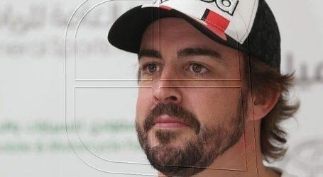 F1: Alonso vuelve a pilotar el R25 con el que ganó su título mundial en 2005