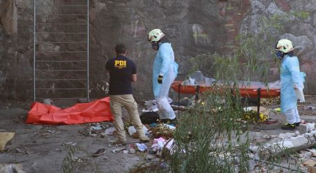 Hallan cadáver en lecho del río Mapocho en Santiago