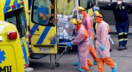 Ministerio de Salud reportó 1.961 casos nuevos de Covid-19 en Chile