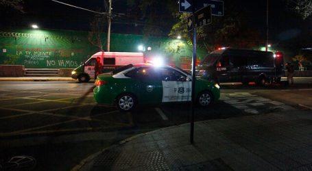 Artefacto explotó anoche en una comisaría de Estación Central