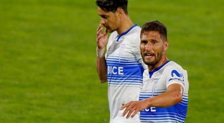 """Lanaro y su renovación en la UC: """"Un orgullo que el club siga confiando en mí"""""""