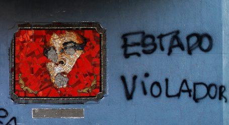 Denuncian nuevo ataque a mosaico de Lemebel en el centro de Santiago