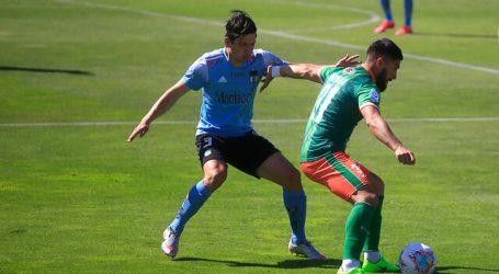 Cobresal y O'Higgins repartieron puntos en el norte de Chile