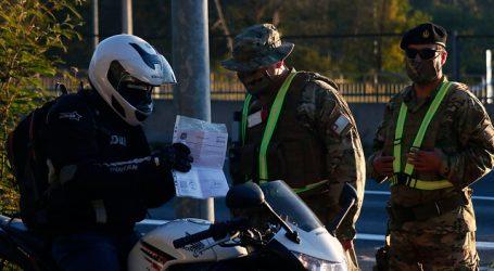 MTT y Carabineros realizan fiscalizaciones en carreteras por fin de semana largo