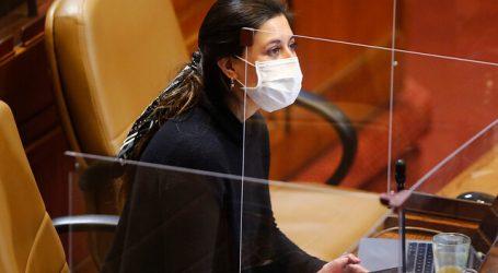 Cámara de Diputados se refirió a accidente de Daniella Cicardini