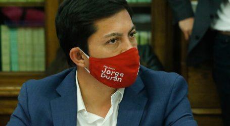 Diputado Durán condenó agresión a su padre con un arma blanca