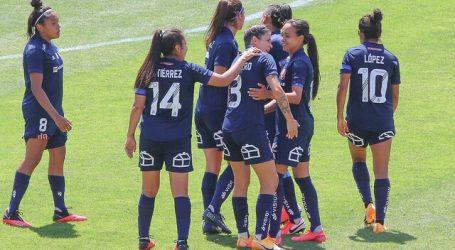 Campeonato Femenino: La 'U' sigue imparable al vencer en el clásico a la UC