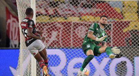 Libertadores: Prensa argentina alabó actuación de Gabriel Arias ante Flamengo