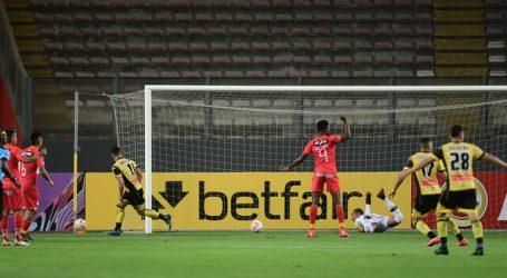 Sigue haciendo historia: Coquimbo Unido avanzó a cuartos en la Copa Sudamericana