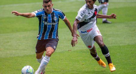 Brasil: César Pinares fue titular en triunfo de Gremio sobre Atlético Goianiense