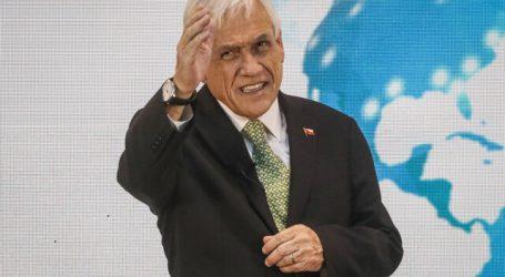 Encuesta Criteria: Aprobación del Presidente Piñera cayó a solo un 7%