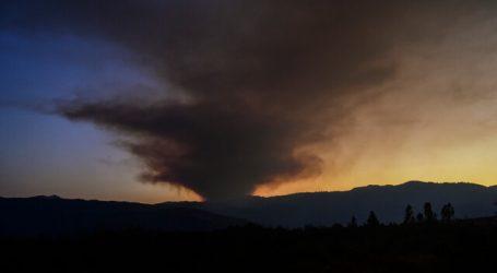 Mantienen Alerta Roja para la comuna de Valparaíso por incendio forestal