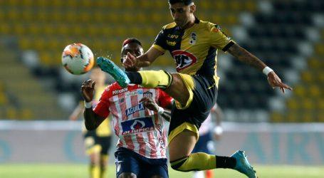 Sudamericana: La ANFP suspendió cuatro partidos de Coquimbo Unido