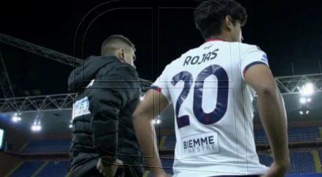 Serie A: Luis Rojas hizo su estreno en derrota del Crotone ante Sampdoria